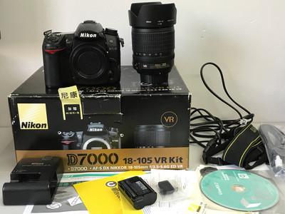 行货尼康D7000+18-105VR单反数码相机套机