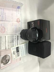 适马 17-50mm f/2.8 EX DC OS HSM (尼康口)