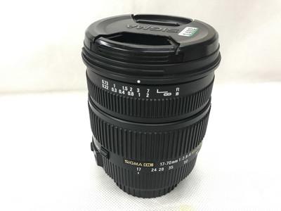 适马 17-70mm f/2.8-4.5 DC MACRO(尼康口)