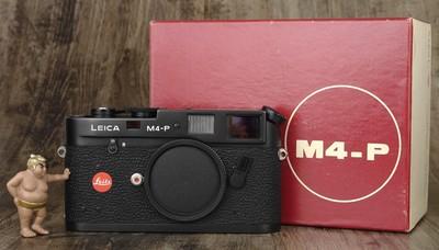 徕卡 M4-P 品相不错