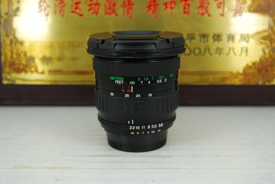 95新 尼康口 威达 19-35 F3.5-4.5 全画幅超广角镜头 神镜一号