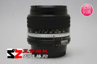 尼康 AI-S AIS 24mm F2.8 28mm F2.8 手动镜头 24/2.8 28/2.8 MF