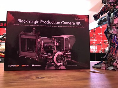 bmpc 4k摄影机,微电影,4kraw录制 佳能ef卡口,成色99新