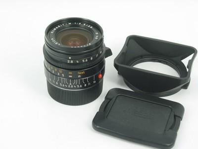 徕卡 Leica Elmarit M 28/2.8 Pre A 广角 美品 E46