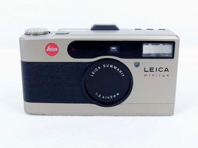 包装齐全的徕卡Leica Minilux