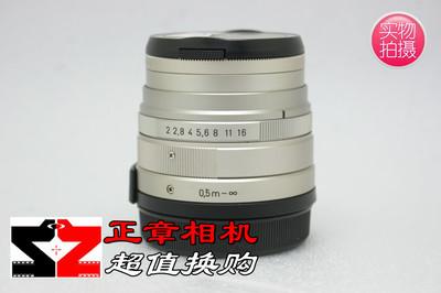 98新 CONTAX/康泰时 G45 G 45/2 蔡司镜头 45/2 相机镜头