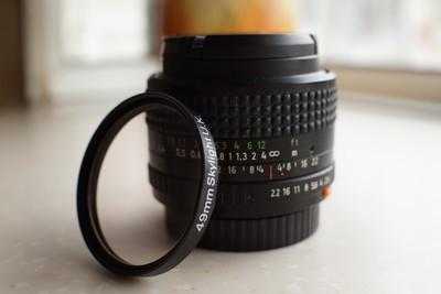 潘太康PENTACON PRAKTICAR B 28mm F2.8