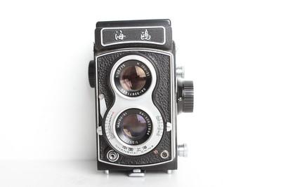 92新二手 海鸥 4B 双反胶卷古董相机(B6882)【京】