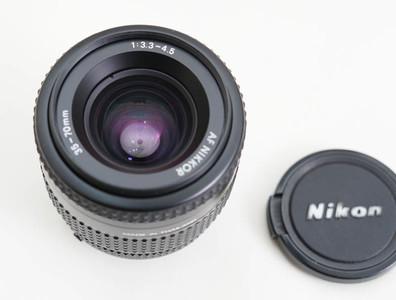 ★★★很新的尼康AF35-70mm/f3.3-4.5★★★