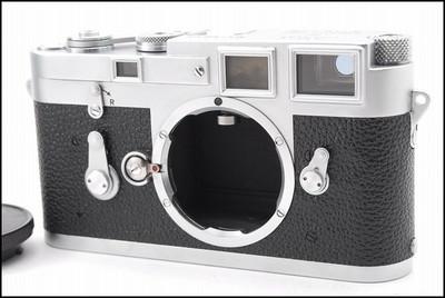 徕卡 Leica M3 双拨 经典旁轴机身
