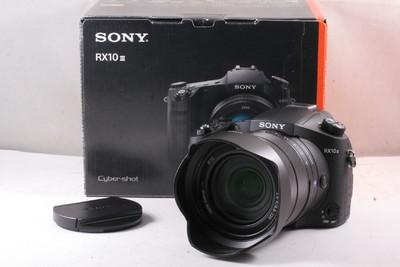99/索尼 DSC-RX10M 3代 数码相机 超长焦黑卡4K(全套包装)