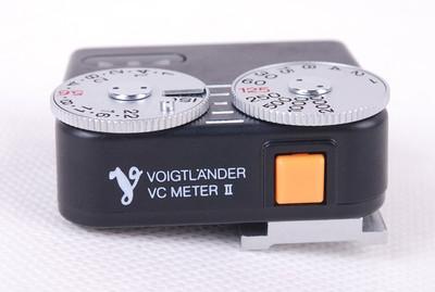 【美品】福伦达 VC METER II 测光顶 Black黑色测光表#JP19338
