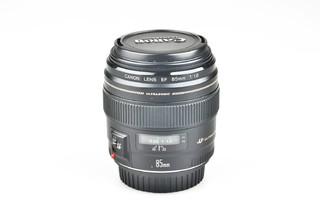 95新 佳能 EF 85mm f/1.8 USM