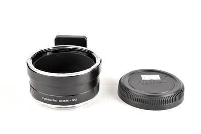 fotodiox pro CTX645-GFX 康泰时645转富士GFX接环 #33163