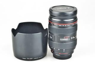 95新 佳能 EF 24-70mm f/2.8L USM 用劵价5299