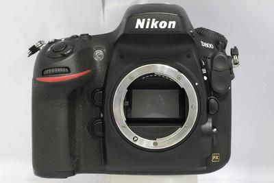 【全画幅专业数码相机】尼康 D800(NO:8534)