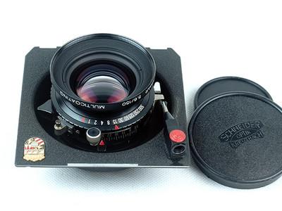 施耐德Schneider APO 150mm f5.6   150/5.6  带凹版极上品!