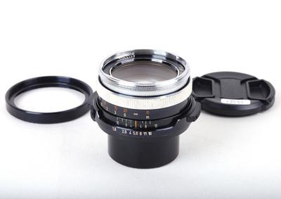 卡尔蔡司 Ultron 50/1.8 M42口镜头#JP19335