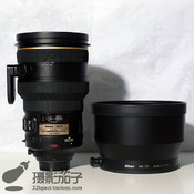 99新尼康 AF-S VR200mm f/2G IF-ED#2504[支持高价回收置换]