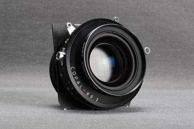 画幅8X10用 Schneider 施耐德 APO 240F5.6 镜头