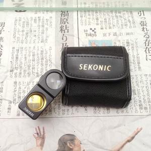 SEKONIC/世光 L-328VF测光表附件点测光表头5度 L-328/318通用款
