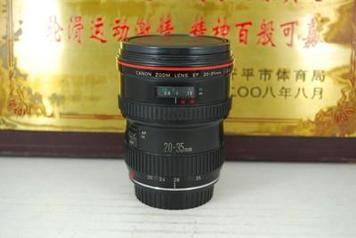 佳能 20-35 F2.8L 全幅超广角 单反镜头 恒圈 专业 老大三元之一