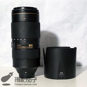 99新尼康AF-S 80-400mm f/4.5-5.6G VR #8372[支持高价回收置换]
