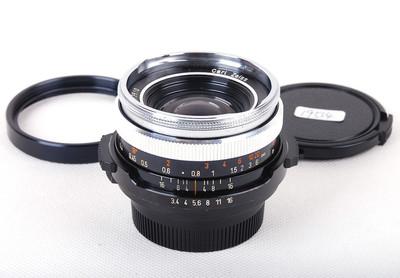 【特价】卡尔蔡司 Skoparex 35/3.4  M42口镜头#JP19334