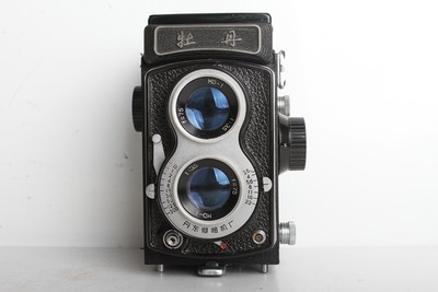 94新二手牡丹双反MD-1 型胶片胶卷相机(B6907)【京】