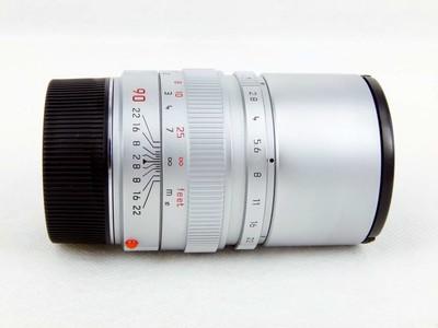 徕卡Leica Elmarit-M 90/ 2.8 银色