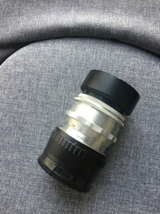 可转接索尼a系列微单 东蔡58f2手动镜头有转接环