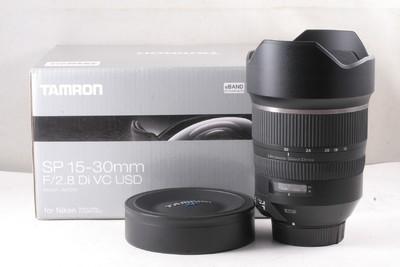 98/腾龙 SP 15-30mm f/2.8 DI VC USD(A012)(带包装 尼康口 )