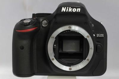 尼康 D5200+18-55mm f/3.5-5.6G VR II(6561.4110)