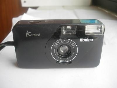较新柯尼卡MINI定焦镜头便携相机