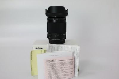 98新二手Sigma适马 18-300/3.5-6.3 OS微距佳能口(W07364)武