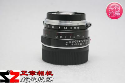福伦达 VM 40/1.4 MC 40mm F/1.4 现货 徕卡M口可转E口 相机镜头