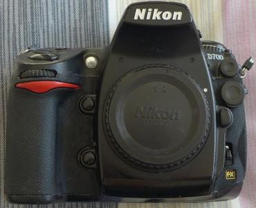 尼康D700全画幅相机
