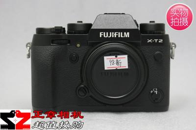 富士/Fujifilm X-T2 旗舰无反微单相机 xt2 T2 黑色 行货带盒