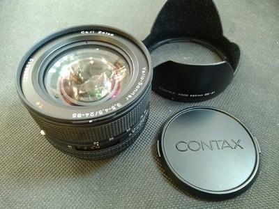 康泰时 蔡司 contx N 24-85 N2485 AF 自动镜头