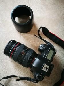 出98新佳能 6D和24-70/2.8红圈一代镜头