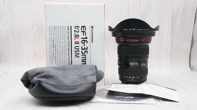 95新带包装佳能 EF 16-35mm f/2.8L II USM 16-35