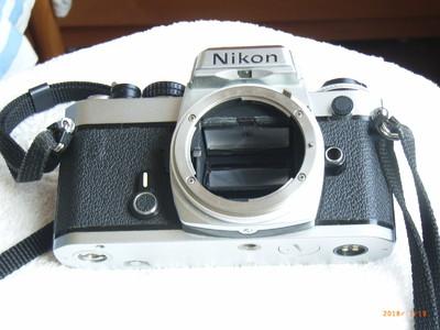 Nikon FE 特价抛售,还价成交!