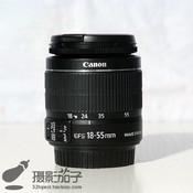 99新佳能 EF-S 18-55mm f/3.5-5.6 IS II#4886[支持高价回收置换]