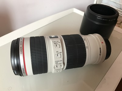 千亿国际娱乐官网首页 EF 70-200mm f/4L IS USM(小小白IS)