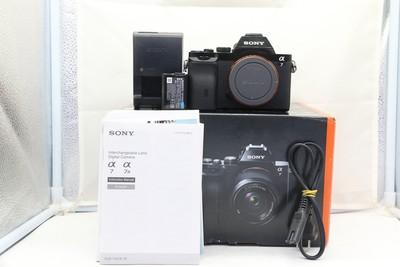 95新二手 Sony索尼 A7单机 微单相机(1205)【深】