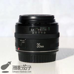99新 佳能 EF 35mm f/2 #2489 [支持高价回收置换]