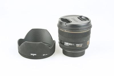 98新 适马 50mm f/1.4 EX DG HSM(尼康口)