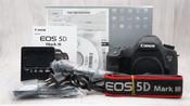 98新带包装佳能 5D Mark III 5D3