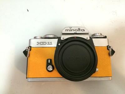 Minolta XD11