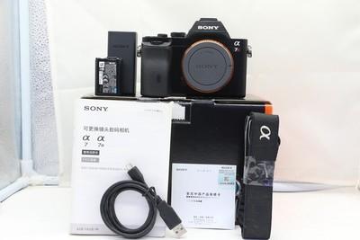 95新二手 Sony索尼 A7R 单机 微单相机(1197)【深】